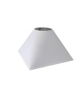 ABAT-JOURS B10-25CM WHITE